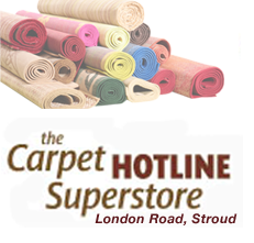link to carpet hotline website
